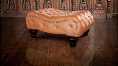 Wordsworth Footstool